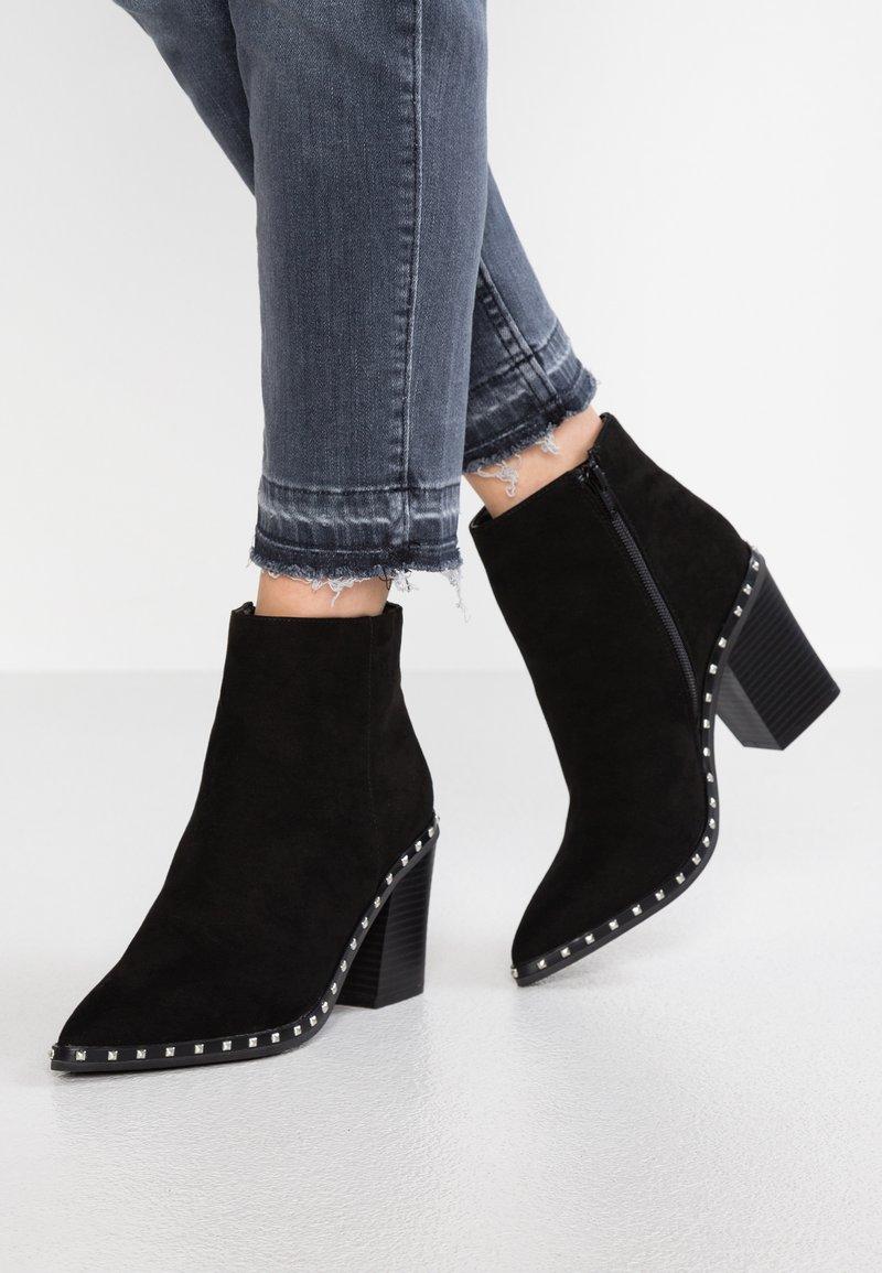 Faith - BOMBSHELL - High heeled ankle boots - black