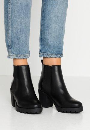 BAKER - Boots à talons - black
