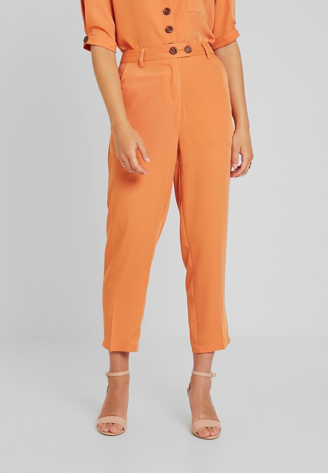 SAFFRON  - Trousers - orange