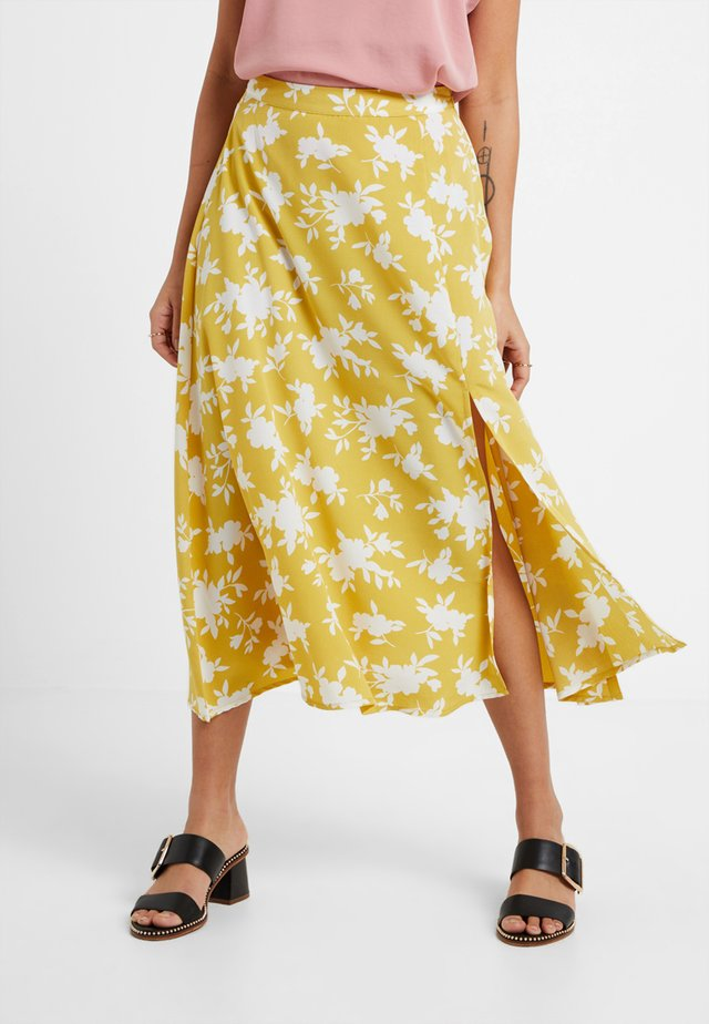 WELLY - A-line skirt - summer shadow