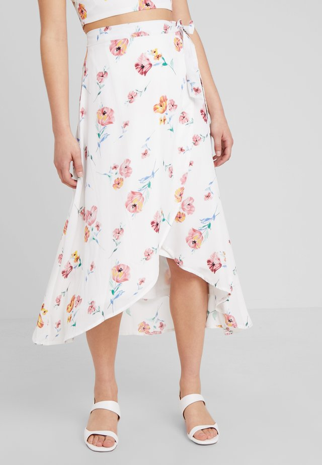 MEAD SKIRT - Wrap skirt - occasion