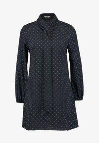 Fashion Union Petite - Robe d'été - black/blue - 3