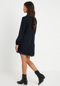 Fashion Union Petite - Robe d'été - black/blue - 2