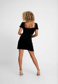 Fashion Union Petite - OATILIA - Denní šaty - black - 3