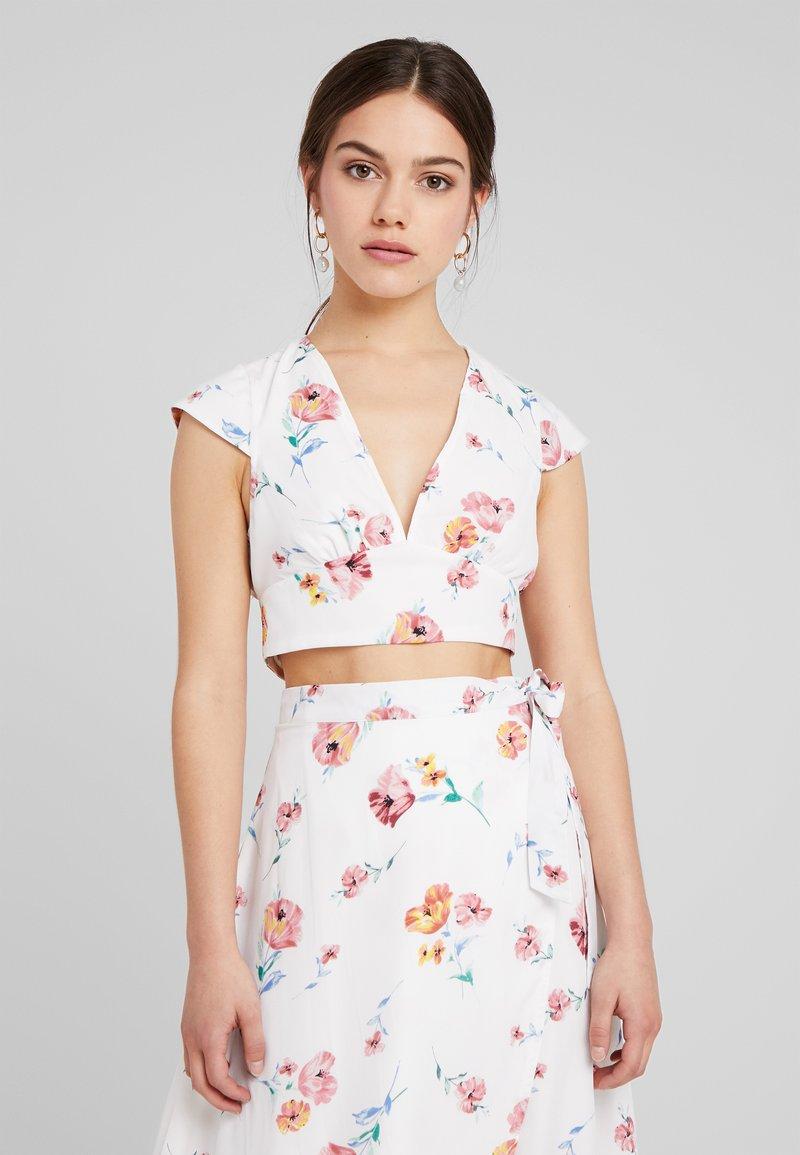 Fashion Union Petite - MEAD - Blusa - multi-coloured