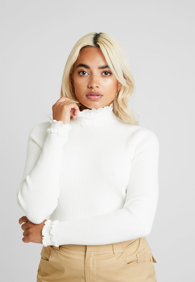 ASH - Trui - white