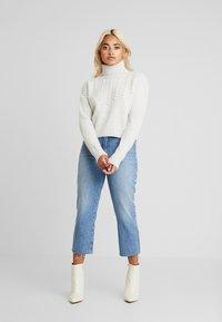 Fashion Union Petite - BUSH - Pullover - grey - 1