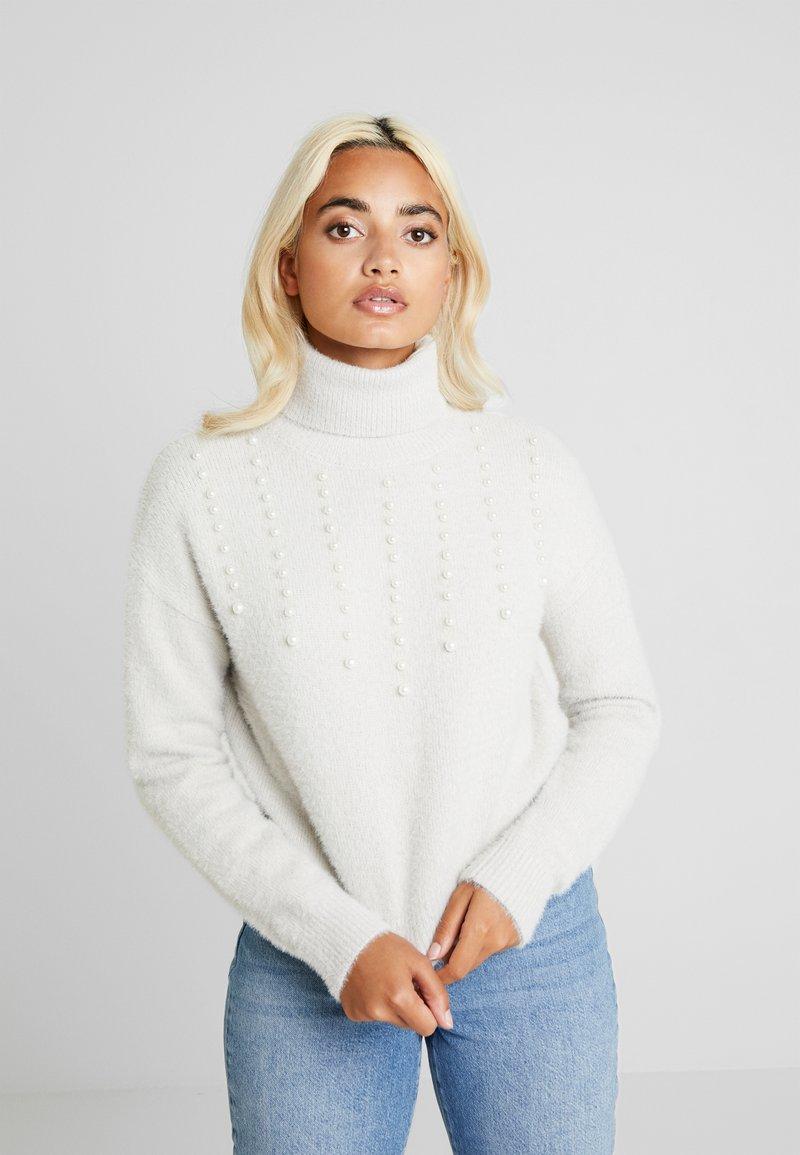 Fashion Union Petite - BUSH - Pullover - grey