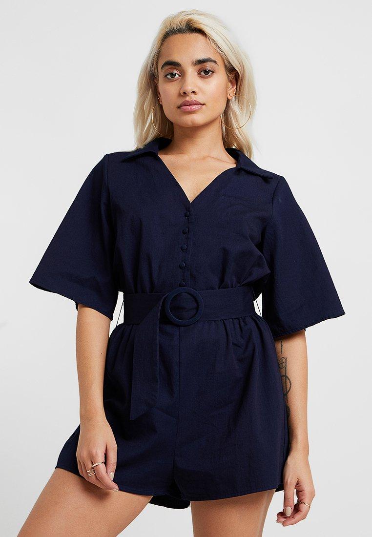Fashion Union Petite - JERE - Combinaison - dark blue