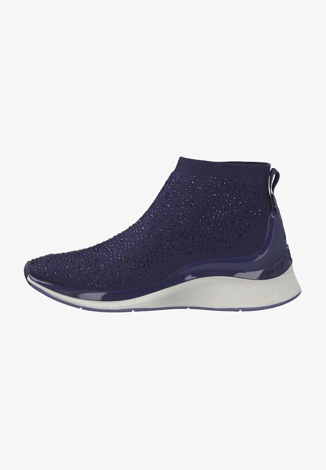 Höga sneakers - navy