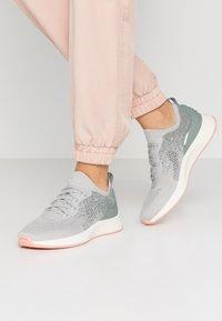 Tamaris Fashletics - Sneakers laag - grey - 0