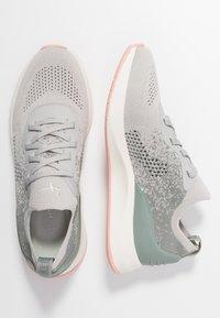 Tamaris Fashletics - Sneakers laag - grey - 3