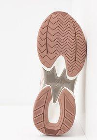 Tamaris Fashletics - Sneakersy niskie - old rose - 6