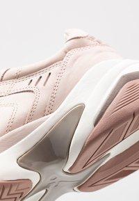 Tamaris Fashletics - Sneakersy niskie - old rose - 2