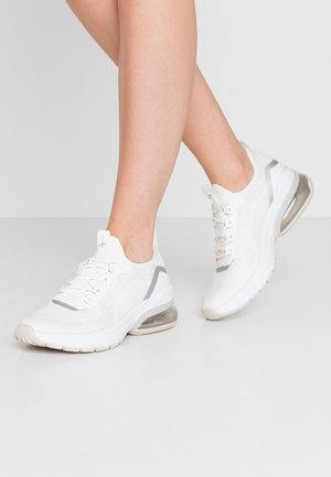 LACE UP  - Trainers - silver/white