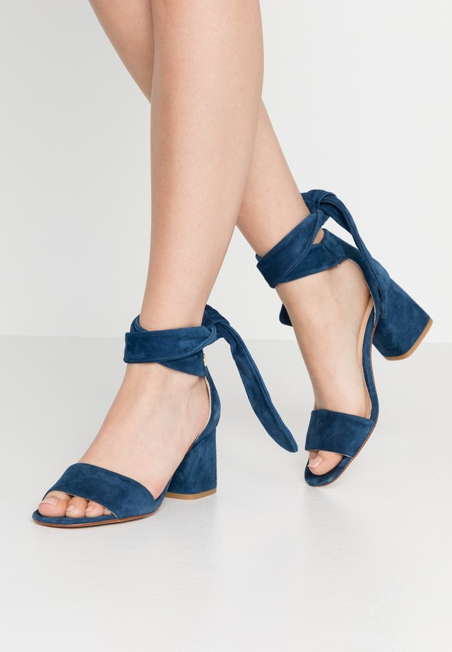 SELENE  - Sandali - denim blue