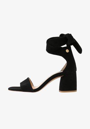SELENE  - Sandals - black