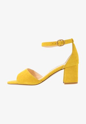 YASMINE - Sandales - sunflower yellow