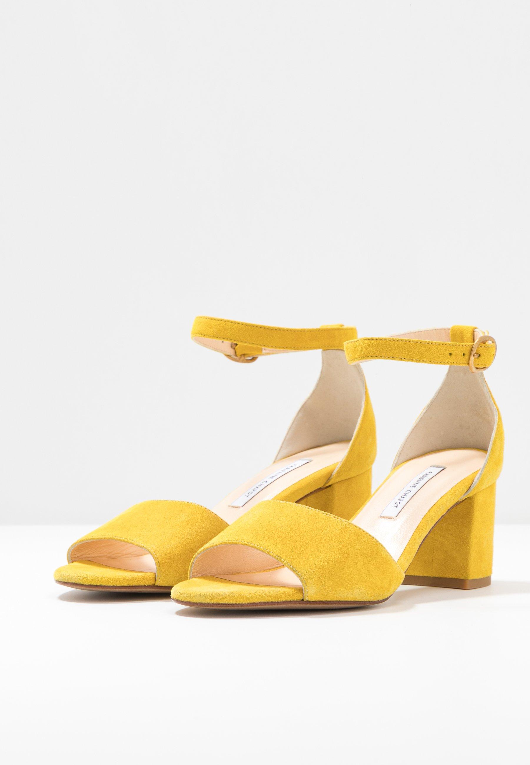 Fabienne Chapot YASMINE - Sandaler - sunflower yellow