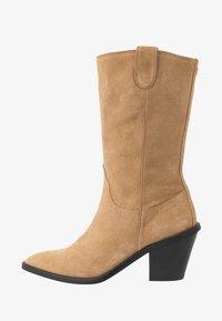 Fabienne Chapot - DOLLY HIGH - Cowboy/Biker boots - sand - 1