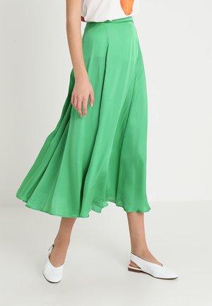 MEGAN SKIRT - Maxinederdele - basil green