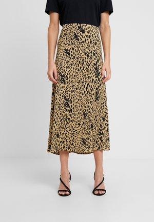 CLAIRE SKIRT - Maxi skirt - beige