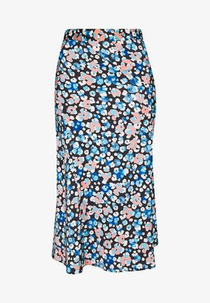 CLAIRE SKIRT - Pencil skirt - leopard blossom