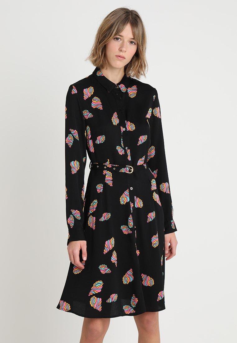 Fabienne Chapot - HAYLEY ROSE DRESS - Blousejurk - black