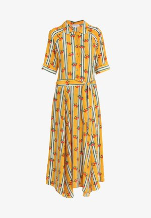 BRIZO DRESS - Shirt dress - sunshine yellow