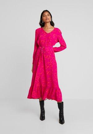CARLOTTA DRESS - Maxi dress - daytime disco
