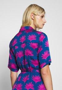 Fabienne Chapot - MILA DRESS - Shirt dress - blue/pink - 4