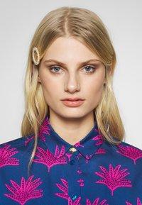 Fabienne Chapot - MILA DRESS - Shirt dress - blue/pink - 3