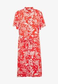 Fabienne Chapot - BOYFRIEND LOVELY LOVE - Shirt dress - crazy coral - 4