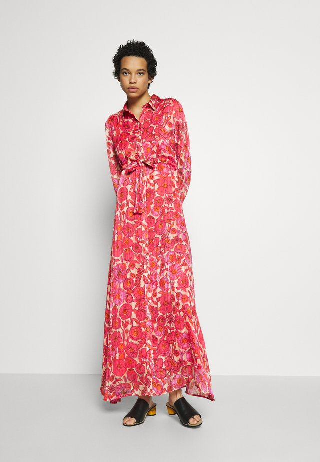 FRIEDA LONG DRESS - Maxikjoler - flower curtain