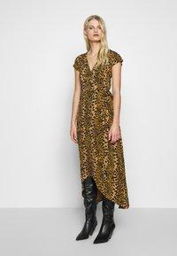 Fabienne Chapot - ARCHANA LOU DRESS - Day dress - retro panther - 0