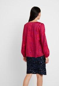 Fabienne Chapot - BLOUSE - Bluse - deep fuchsia/purple - 2