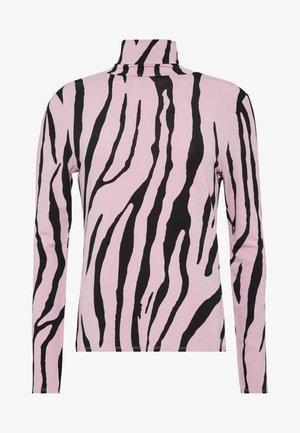 VIVIENNE - Långärmad tröja - pink