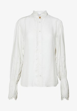 CLARA BLOUSE - Camicetta - off white
