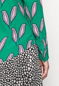 Fabienne Chapot - NOA BLOUSE - Button-down blouse - pink pepper - 5