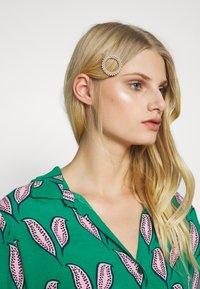 Fabienne Chapot - NOA BLOUSE - Button-down blouse - pink pepper - 3