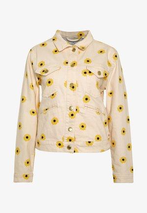 CYPRUS JACKET - Denim jacket - sunny