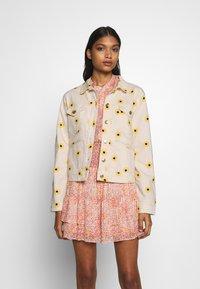 Fabienne Chapot - CYPRUS JACKET - Denim jacket - sunny - 0