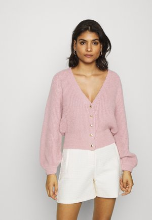 STARRY - Cardigan - dusty pink