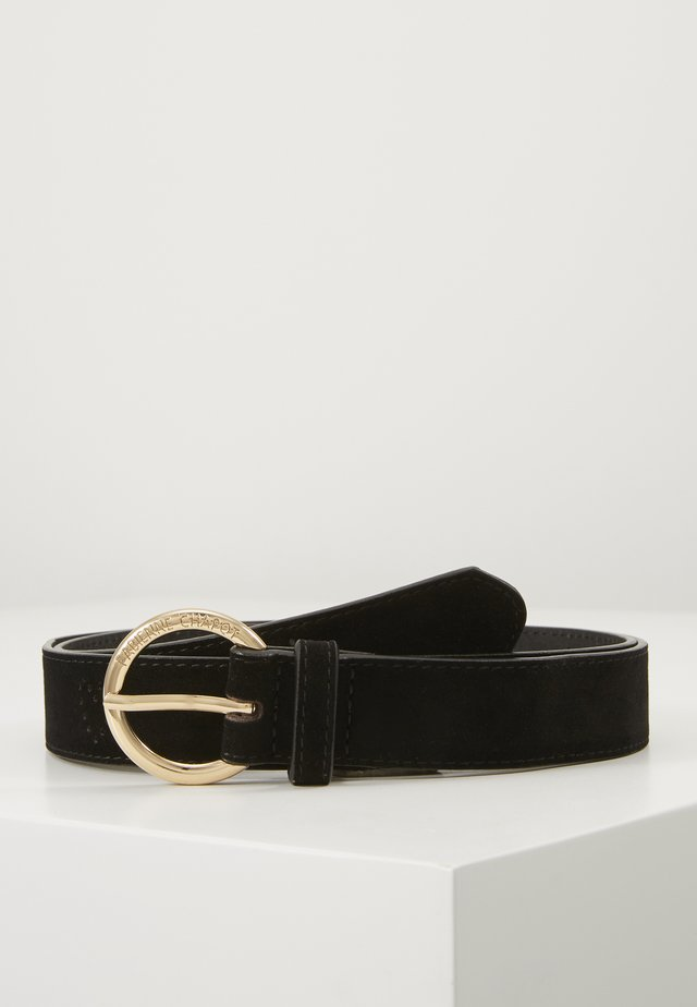 A HOLE LOT OF LOVE BELT - Vyö - black