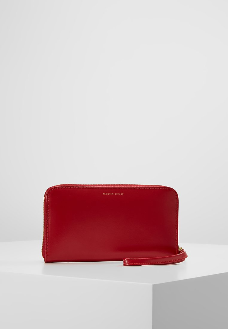 Fabienne Chapot - LOGO PURSE  - Plånbok - soave/red