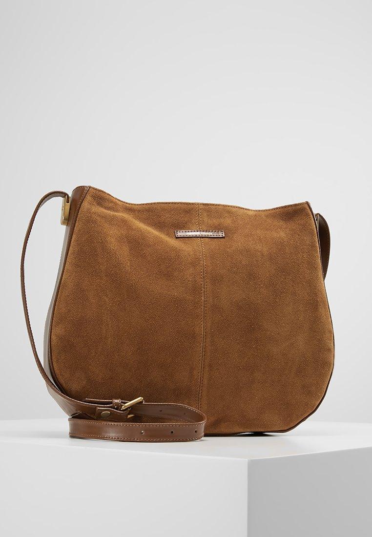 Fabienne Chapot - ATHENA BAG - Taška spříčným popruhem - cognac