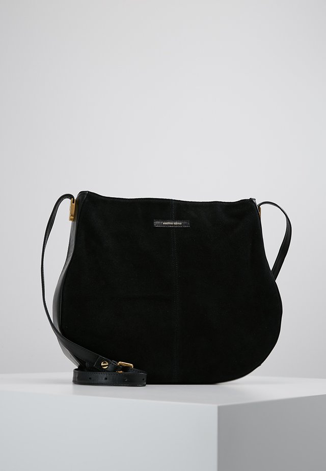ATHENA BAG - Torba na ramię - black