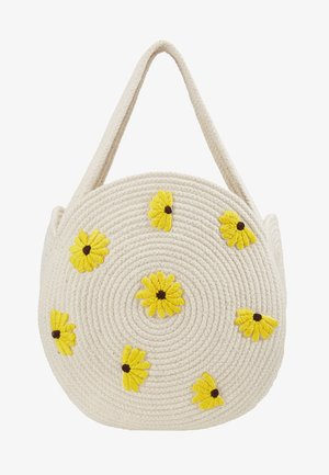 SUMMER BAG SMALL - Håndveske - off white