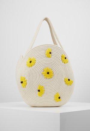 SUMMER BAG SMALL - Sac à main - off white