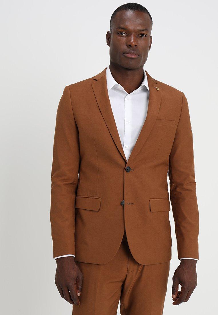 Farah Tailoring - HENDERSON SLIM FIT - Suit - golden brown